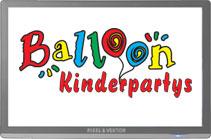 Balloon Kinderpartys