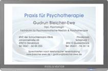 Psychotherapie Bleicher-Ewe