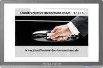 Chauffeurservice Brennemann
