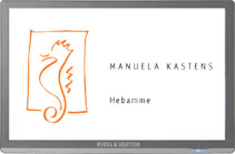 Hebamme Manuela Kastens