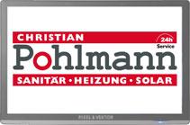 Christian Pohlmann - Sanitär, Heizung & Solar