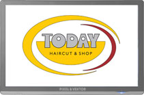Today - Haircut & Shop